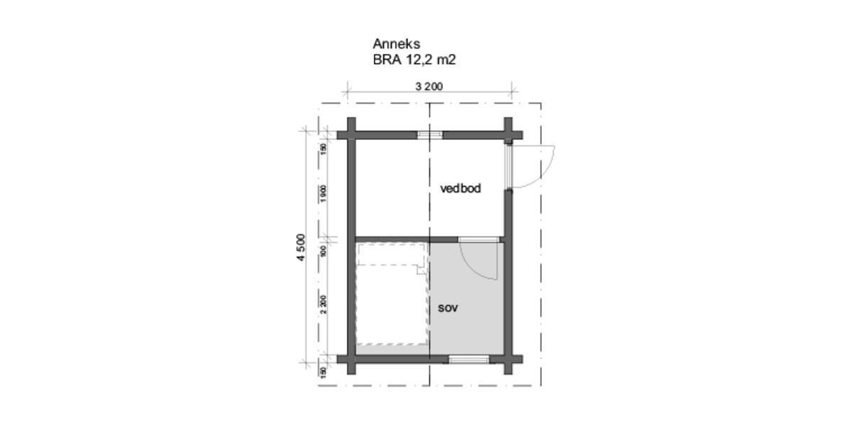 Plantegning anneks 1200x628